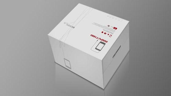 """背景: INNPU(英普)是一家專業從事電子通信、高分子材料、新型復合材料等領域的產品設計、研發、制造和推廣告的科技工作者型企業。歷年來,INNPU不斷匯集世界科技人才,專注于高新技術的研發和應用。 2005年,英普獲得""""手機內置伸縮耳麥""""專利,2009年,風之力攜手英普手機為其進行全面的品牌形象塑造及產品包裝設計開發。 挑戰: 做為一個進入通信領域的生產商,如何將英普品牌形象與""""手機內置伸縮耳麥""""核心專利技術相結合,以適應未來品牌及產品推廣的迅速認知成為本案的重點! 解決: 英普品牌識別設計"""
